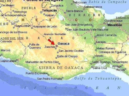 oaxaca among the zapotecs